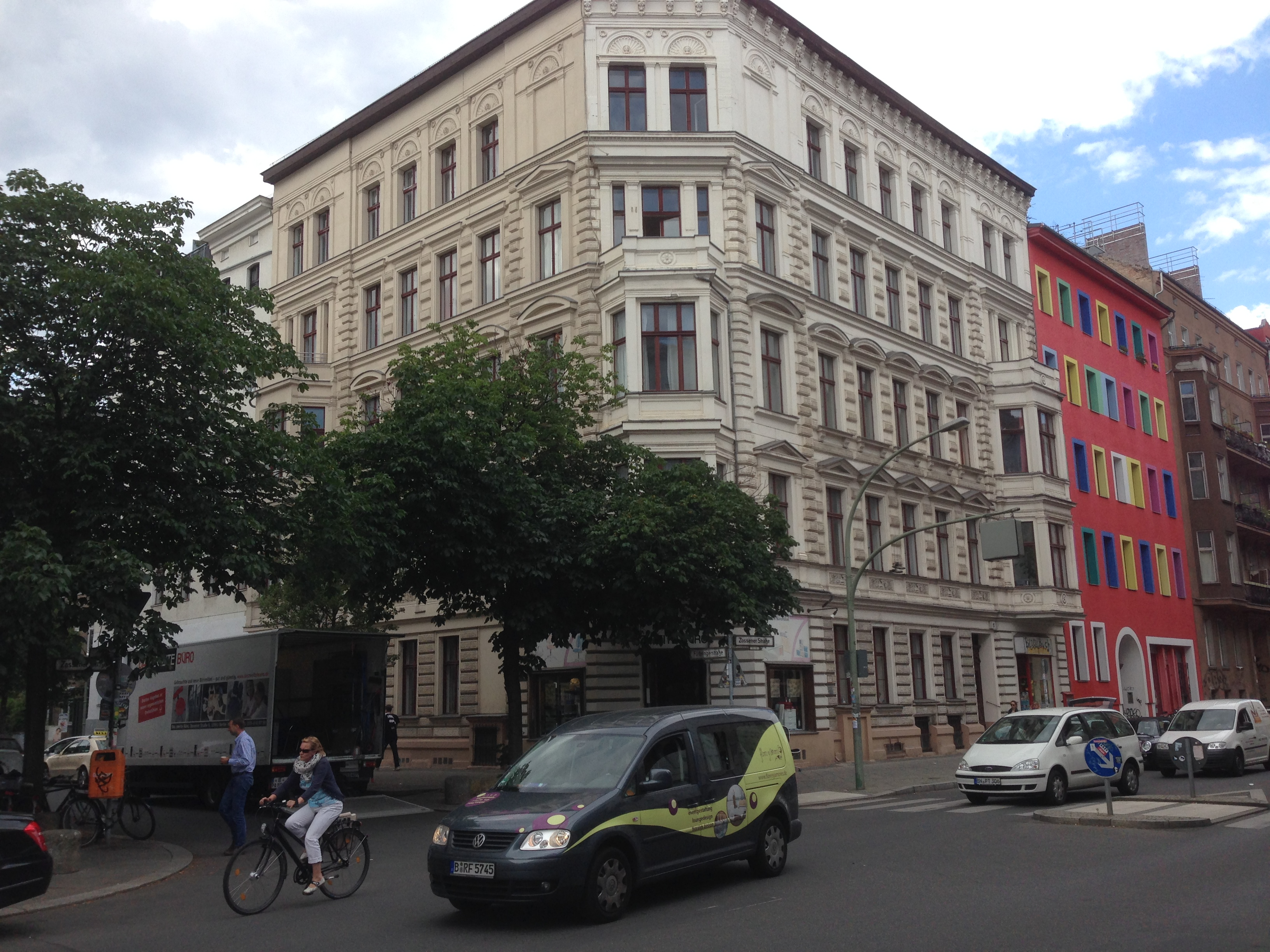 Berliner Altbau